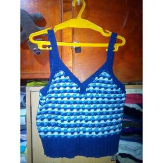 Knitted Sando Top