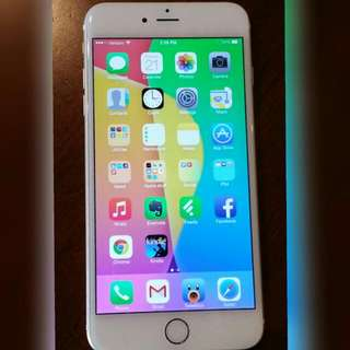 Iphone 6s silver 64 GB