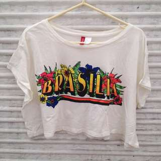 H&M Brasilia Top