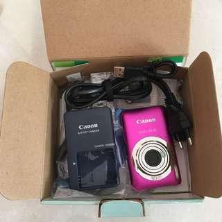 CANON IXUS 115 HS Pocket Camera