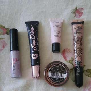 Mac, Lime Crime, Mixed Makeup