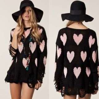 Wildfox Lennon Sweater XS