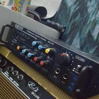 Karaoke Amplifier Compact