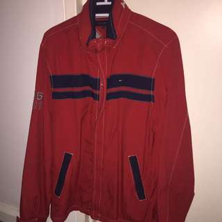 Tommy Hilfiger Windbreaker Jacket Size L