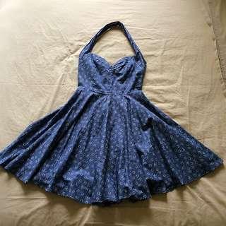 Revival Horseshoe Dress
