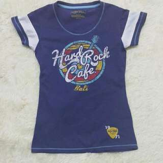 Hardrock Cafe Women Shirt Ori
