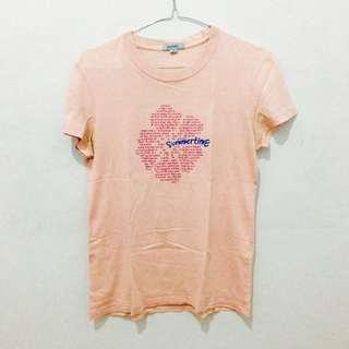 Baleno T Shirt - Peach