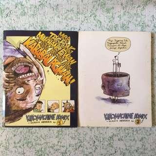 Tagalog Komiks By Manix Abrera