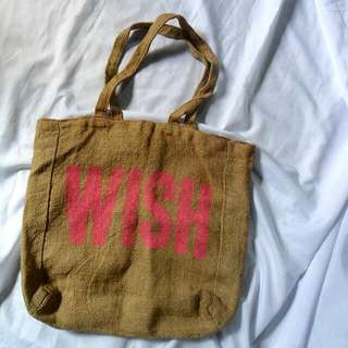 Super Sale! Cotton On Canvas Bag