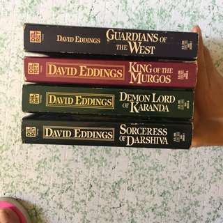 The Malloreon Series By David Eddings