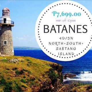 TRAVEL TO BATANES