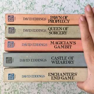 The Belgariad Series By David Eddings