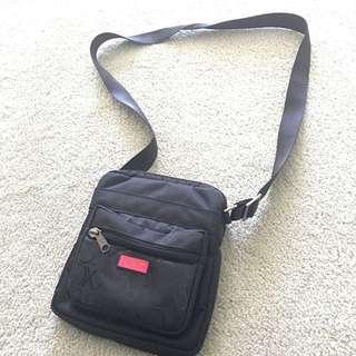 Fox Black Bag