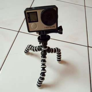 Gorilla Pod Small Size (Tripod Mini) : PRELOVED