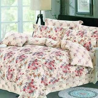 Sprei Set, Bed Cover, Bantal Sofa