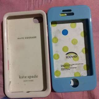 Two Iphone 4/4s Casing