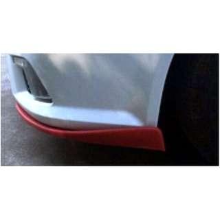 Universal car front bumper lip splitter/ diffuser  (ready stock!!)