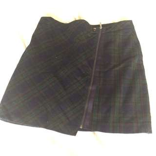 Max tartan Skirt