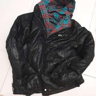 Quiksilver Reversible Down Jacket