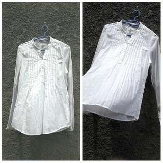 Kemeja Putih H&M