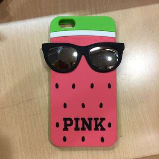 iPhone 6 6s Plus 手機殼 - 軟殼西瓜 墨鏡