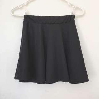 [$3 w/purchase] Little Black Skirt