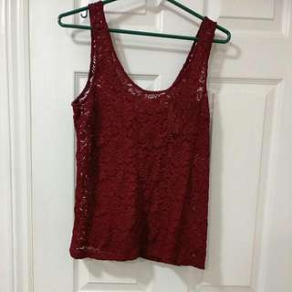 Pins And Needles Tank (Size L)
