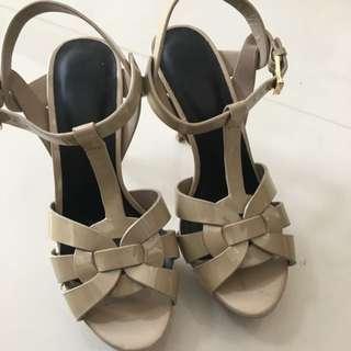 Base Shoe In High Heel (37)