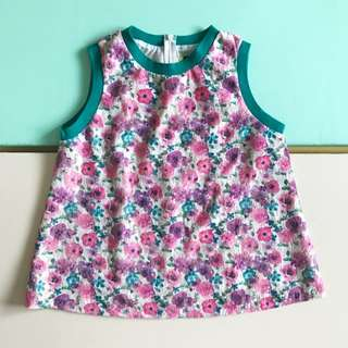 Moscato Floral Top