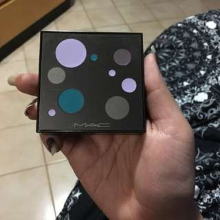 Mac Mini Eyeshadow Palette