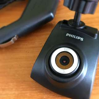 Philips In Car Video Recorder (ADR610)