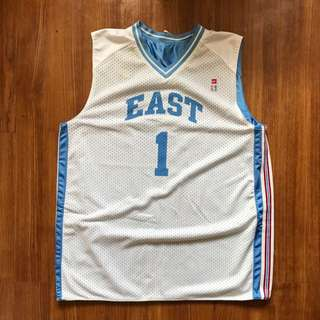 Nike East Basketball Jersey