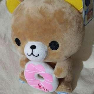 Exchange 💞卡哇伊甜甜圈🍩Love娃娃/情人節禮物