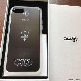 Casetify IPhone 7 自家製保護殻