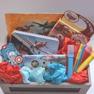 It's Cars Time Gift Box