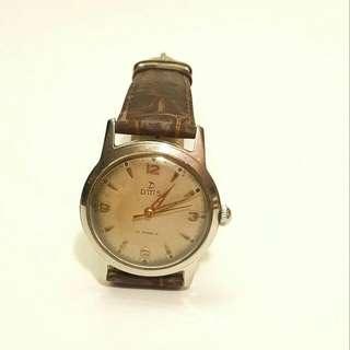 Ditis swiss made watch