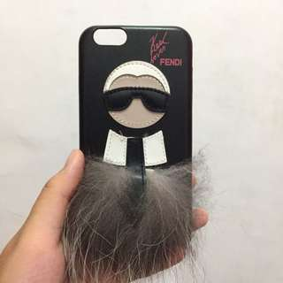 Softcase FENDI ip6/6S