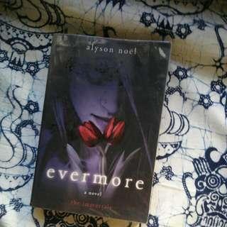 evermore by alyson noël