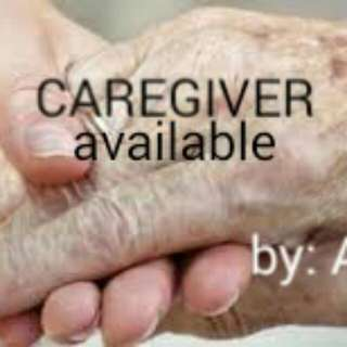 Caregiver Available