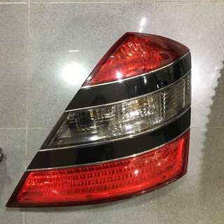 Mercedes Benz S300 S350 Right Tail Lamp