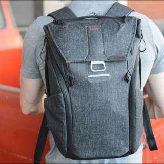 BNIB Peak Design Everyday Backpack 20L