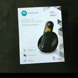 Cordless Phone Motorola