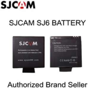 Extra Battery SJCAM SJ6 Legend 1000mAh