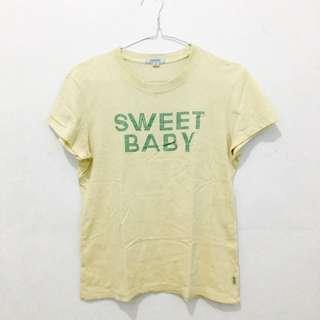 Baleno T Shirt - Light Green