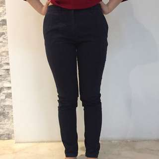 Zara Basic Pants Used