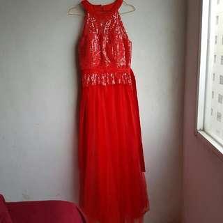 Long Dress (buat Pesta)