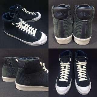 Nike Blazer mid AB MHRM TZ remix All Court 破壞者