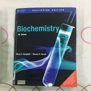 Biochemistry 7th Ed