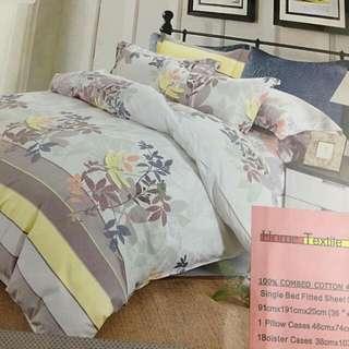 Shabby Chic Bedsheet