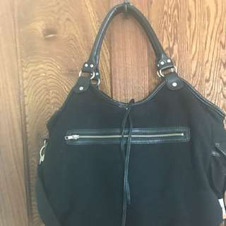 Isoki Reversible Baby Bag With Nappy Organiser